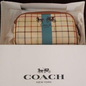 Coach Cosmetics Bag